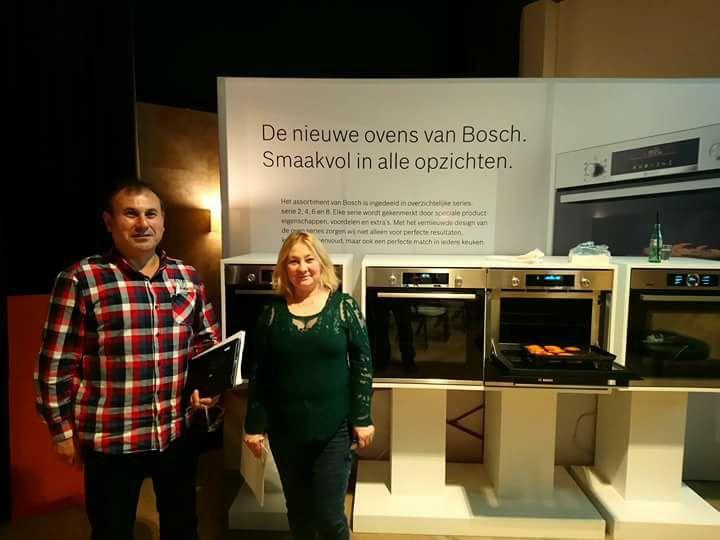 Bosch Interdio beurs