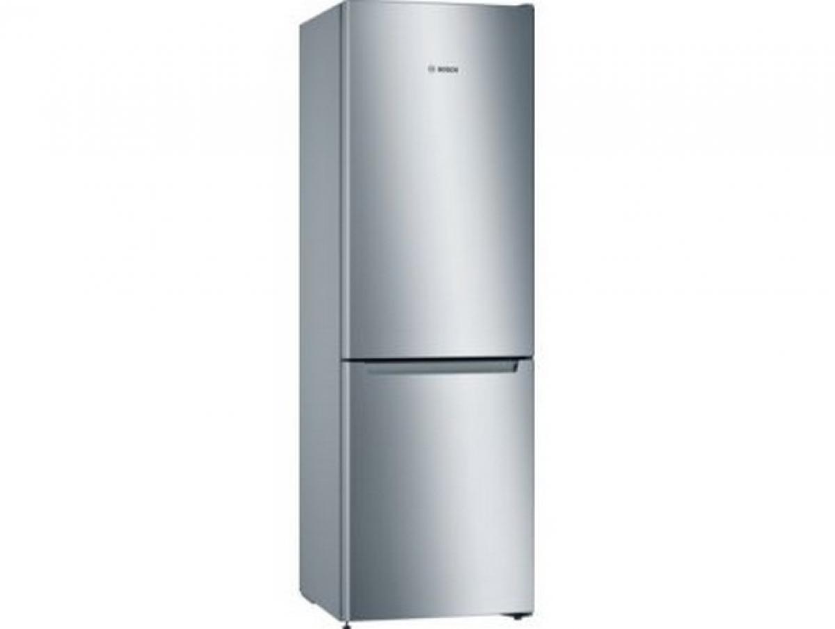 Bosch KGN33NLEB  NoFrost, koel-vriescombinatie,RVS
