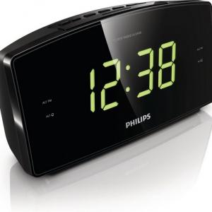 Philips AJ3400 Wekkerradio – Klokradio – Zwart